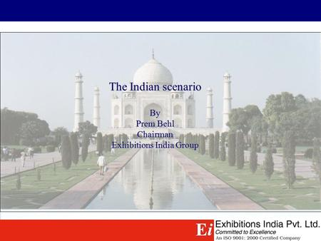 Exhibitions <strong>India</strong> Group