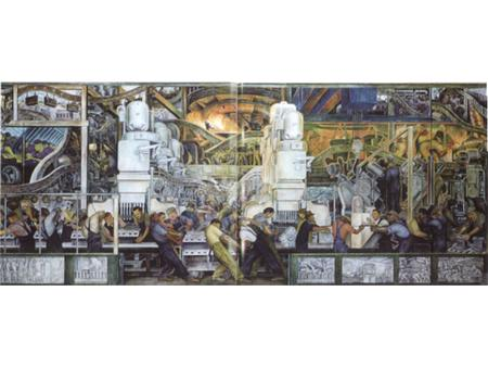 Water, Origin of Life, Diego Rivera