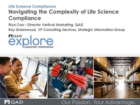 Navigating the Complexity of Life Science Compliance