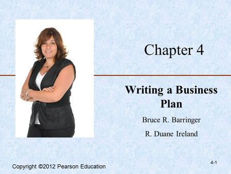 Preparing Effective Business Plans : An Entrepreneurial Approach