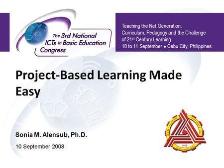 Project-Based Learning Made Easy