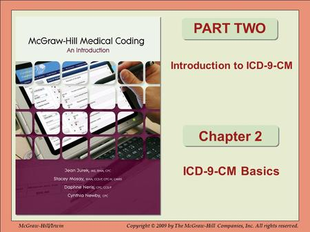 Introduction to ICD-9-CM