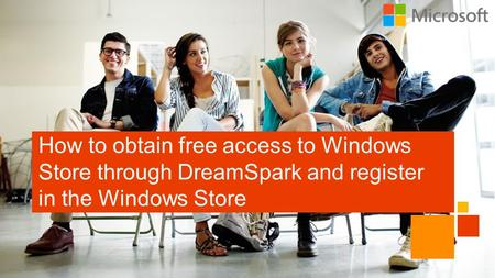 How to get your free Windows Store Access