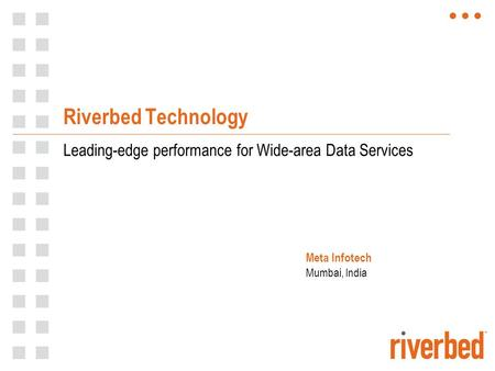 Leading-edge performance for Wide-area Data Services