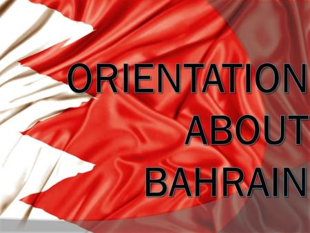 Bahrain's geographical Bahrain is a small country and the only island-state in the Persian Gulf and the wider Middle East. Although Bahrain became an.