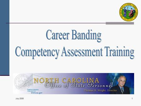 Competency Assessment Training