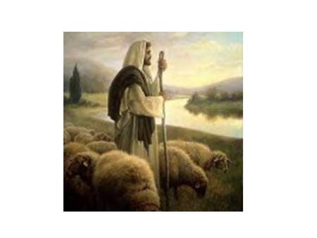 YAHWEH-ROHI THE LORD IS SHEPHERD PSALM 23:1-2 IT IS THE NATURE OF GOD TO SHEPHERD THEREFORE I SHALL LACK NOTHING GREEN PASTURES CONTENTMENT STILL WATERS.