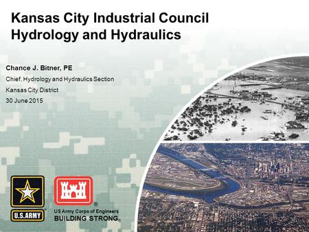 Kansas City Industrial Council Hydrology and Hydraulics
