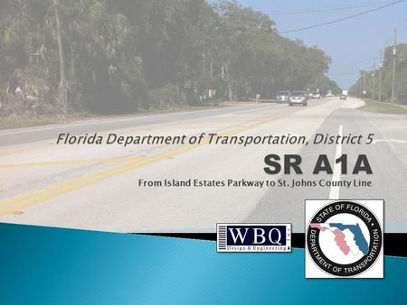 From Island Estates Parkway to St. Johns County Line.