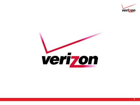 1. 2 3 What We Do Education & Technology The Verizon Foundation uses its technology, financial resources, employees and partnerships to solve critical.
