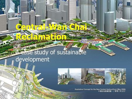 Central-Wan Chai Reclamation