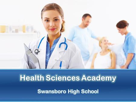 Interested in a Health Career? Are you considering…. Physician / Doctor Dentistry Physical Therapy Veterinar y Medicine Radiology Forensic Science Nursing.