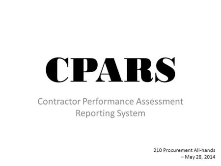a study of contract performance reporting Appendix c: vendor/contractor performance report   research, including institutional support grants president or provost and.