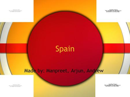 Spain Made by: Manpreet, Arjun, Andrew. Population $ cities mostly people live $ increased from 1857- 2001 $ more then million people live 2 cities $