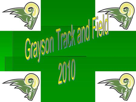Grayson Track and Field