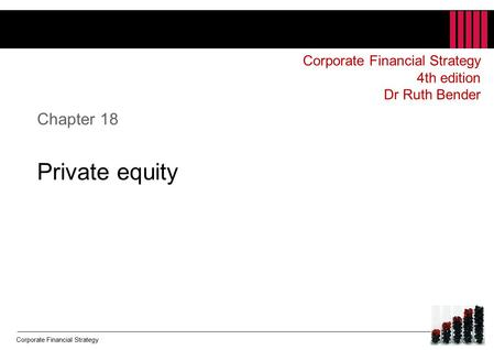 Chapter 18 Private equity