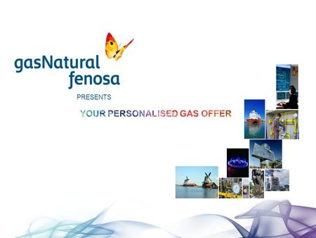 PRESENTS. I am delighted to have this opportunity present our company to you in this brochure. The selection of a natural gas supplier constitutes an.