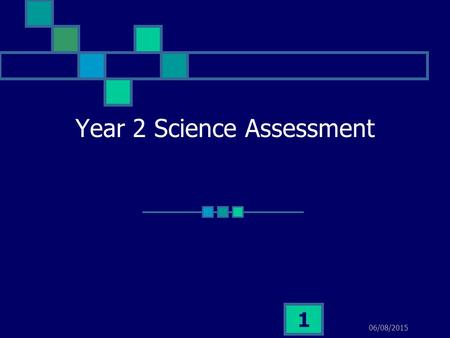 06/08/2015 1 Year 2 Science Assessment. 06/08/2015 2 Year 2 Science Topics Electricity Autumn 1 Changing Materials Autumn 2 Forces Spring 1 Plants and.