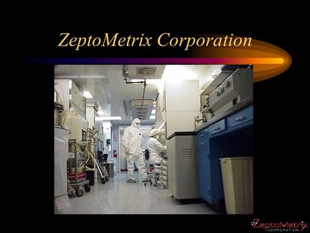 ZeptoMetrix Corporation. Export Compliance Program Design and Implementation  Business Review and Capability Assessments (Internal vs. External)  Mandated.