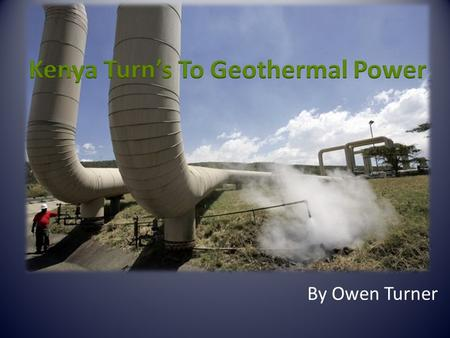 By Owen Turner. Geothermal power is power extracted from heat stored below the earths crust Geothermal energy is generated in the Earth's core The energy.