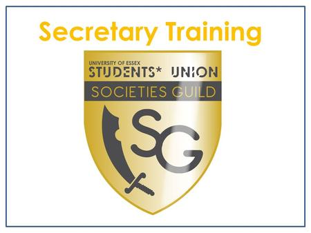 Secretary Training Picture?. Creating Agendas Short and efficient Give attendees opportunity to submit agenda items Circulate well in advance Include.