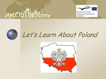 Let's Learn About Poland. Where is Poland? Map of Poland.