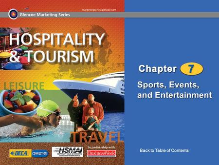 Sports, Events, and Entertainment