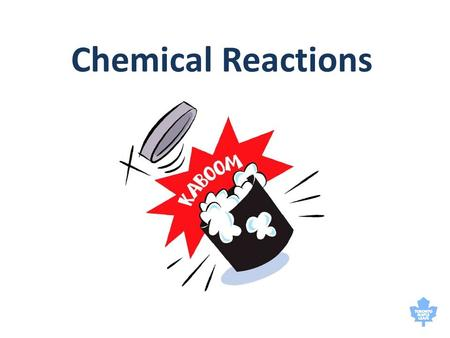 Chemical Reactions. What is it?? A chemical reaction is a process by which chemical change happens. ALL result in changes in energy. There are 4 different.