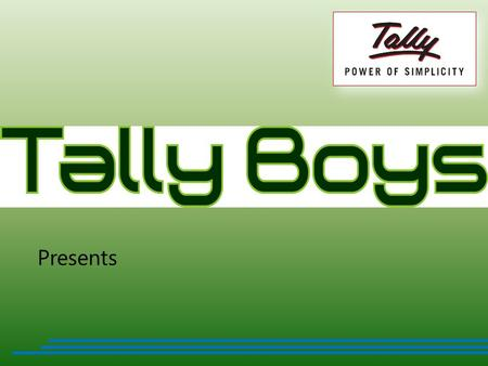 Presents. VAT AMOUNT IN INVOICE This module has been developed to Display VAT Amount In Invoice www.tallyboys.com.