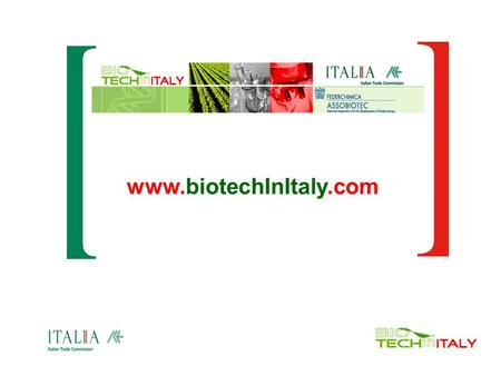 Www.biotechInItaly.com. Check out the extensive list of the Italian and International biotech companies; Discover business opportunities offered by the.