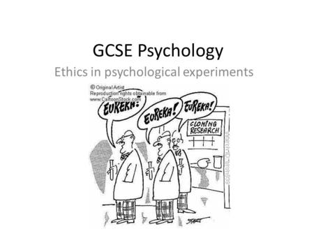 the reasons psychologists conduct experiments Education students looking for a quick and easy project can conduct psychology experiments within the classroom even the simplest classroom psychology experime, id #830933.
