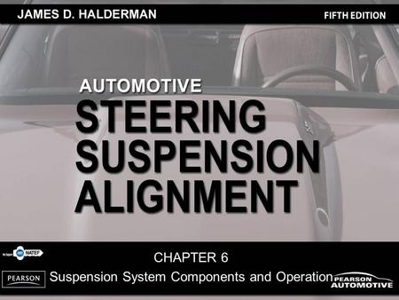 CHAPTER 6 Suspension System Components and Operation