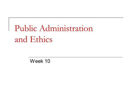 Public Administration and Ethics Week 10. McCallion's conflict of interest  le/1063908--hazel-s-new-legacy-a-hurricane-