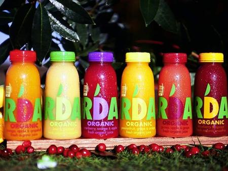 Growing up Organic… Patrick O'Flaherty FRESH PURE ORGANIC - Juices & Smoothies Built on a passion and true belief for organic - 100% fresh, 100% pure,