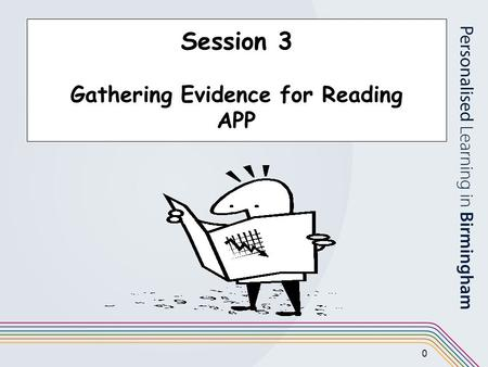 Aims To revisit reading assessment focuses