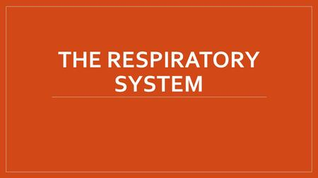THE RESPIRATORY SYSTEM. Structure Air enters the lungs through one of 2 passages The nose The mouth After entering, air travels through the pharynx (throat),