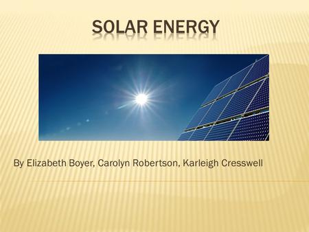 why do we need solar energy What kind of alternative sources of energy alternative sources of energy – why do we thank you for visiting us here at solar panels photovoltaicstay up.