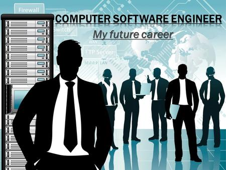 "My future career.  The program Humber College provides really helps my future career choice.  The program is called ""Computer Engineering Technology"""