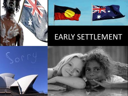 EARLY SETTLEMENT. What are the factors that cause people to leave a country?What are the factors that attract people to a new country? War Famine Unemployment.