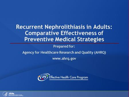 recurrent nephrolithiasis in adults essay Advertisements on this site do not constitute a guarantee or endorsement by the journal, association, or publisher of the quality or value of such product or of the claims made for it by its manufacturer.