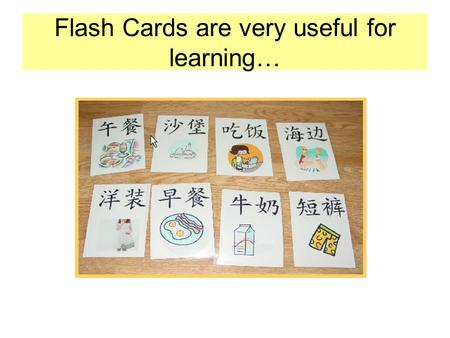 Flash Cards are very useful for learning…. How to make flash cards with JMemorize.