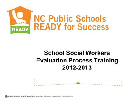 School Social Workers Evaluation Process Training