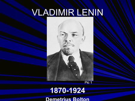 vladimir lenin biography essay College essays, college application essays - vladimir lenin essay vladimir lenin essay scholarship 250 words books shelved as imperialism the highest stage of.