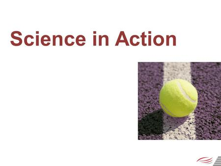 Science in Action. SOCIETY Scientific results influence society SOCIETY Scientific results influence society TRUST RESEARCH COMMUNITY New research is.