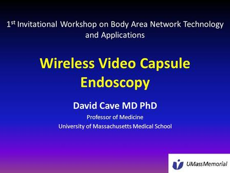 Wireless Video Capsule Endoscopy
