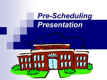 Pre-Scheduling Presentation. MARYLAND GRADUATION REQUIREMENTS (pg. 23) Graduation Requirements 25 Credits A Completer Program *Foreign Language *Advanced.