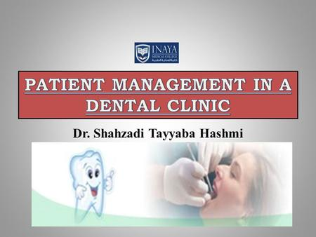Dr. Shahzadi Tayyaba Hashmi. MEDICAL EMERGENCIES THAT CAN OCCUR IN THE DENTAL SURGERY Vasovagal attack (faint/syncope) Hyperventilation (panic attack)