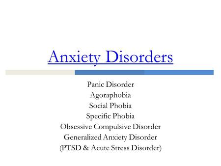 panic disorder with agoraphobia psychology essay Panic disorder essay  panic disorder with agoraphobia background information  psychology has established social perception results.