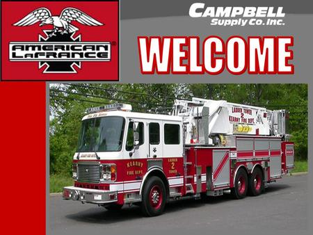 W.Campbell Supply Company was founded in 1967 by the late Whitman S. Campbell. Campbell Supply has been active in the Sales & Service fire apparatus.