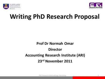 Dissertation proposal service in accounting